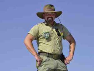 Warum Michael Janßen so gut gelaunt ist? Er hat den besten Job der Welt: Dünenchef!